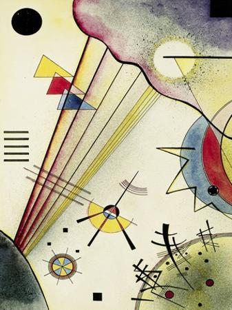 Clear Connection by Wassily Kandinsky