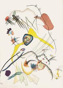 Composition III by Wassily Kandinsky