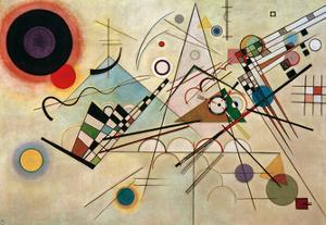 Composition VIII, 1923 by Wassily Kandinsky