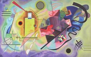 Composition XI by Wassily Kandinsky