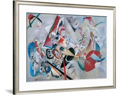 Dans le gris by Wassily Kandinsky