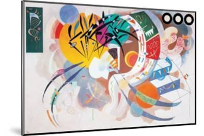 Dominant Curve, c.1936 by Wassily Kandinsky