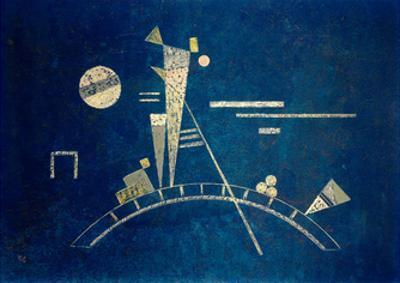 Fragile, 1931 by Wassily Kandinsky