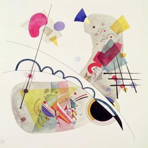 Grave Forme by Wassily Kandinsky