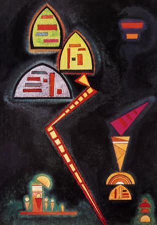 Grun, c.1929 by Wassily Kandinsky