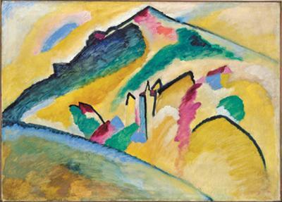 Herbstlandschaft (1911) by Wassily Kandinsky