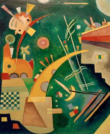Horn Shape, 1924 by Wassily Kandinsky