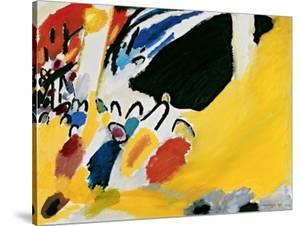 Impression III (Concert) by Wassily Kandinsky