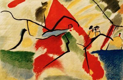 Impression V, 1911 by Wassily Kandinsky