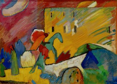 Improvisation 3, 1909 by Wassily Kandinsky