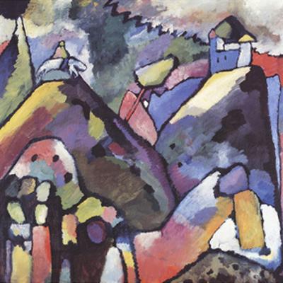 Improvisation 9 by Wassily Kandinsky
