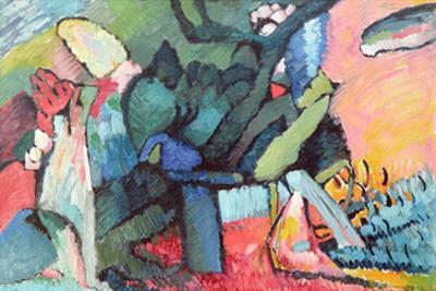 Improvisation No.4 by Wassily Kandinsky
