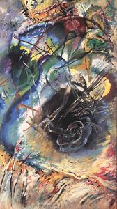 Improvisation Sans Titre by Wassily Kandinsky