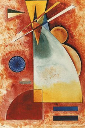 In einander, c.1928 by Wassily Kandinsky