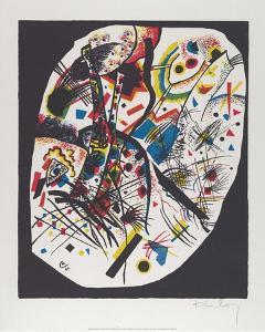 Kleine Welten III (Small Worlds III), 1922 by Wassily Kandinsky