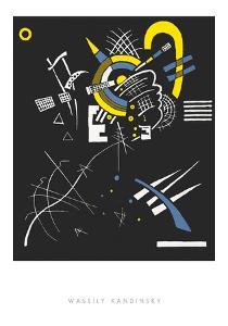 Kleine Welten Vll, 1922 by Wassily Kandinsky