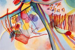 Komposition, c.1911 by Wassily Kandinsky