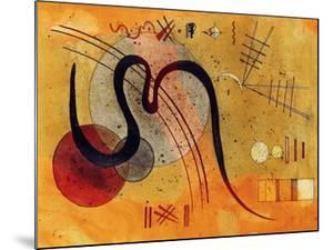 Launelinie by Wassily Kandinsky