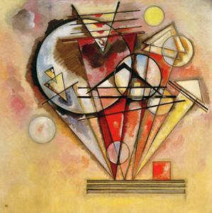 On Points, 1928 by Wassily Kandinsky