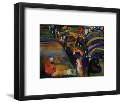 Painting with Houses, 1909 by Wassily Kandinsky