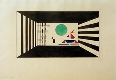 Pictures at an Exhibition Picture II Gnomus, 1930 by Wassily Kandinsky