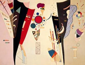 Reciprocal Agreement, c.1942 by Wassily Kandinsky