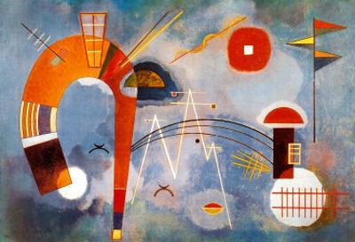 Rond et Pointu, c.1939 by Wassily Kandinsky