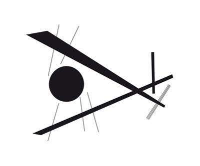 Sans titre, 1924 by Wassily Kandinsky