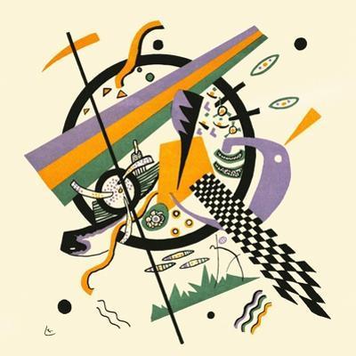 Small Worlds By Kandinsky by Wassily Kandinsky