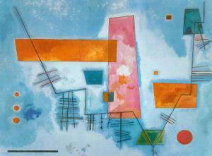 Structure Angulaire by Wassily Kandinsky