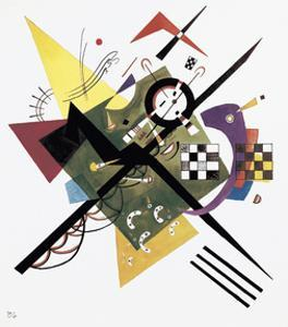 Study for On White II, 1922 by Wassily Kandinsky