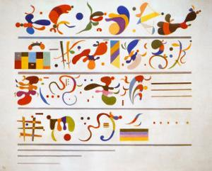 Succession, c.1935 by Wassily Kandinsky