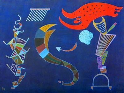 The Arrow, 1943 by Wassily Kandinsky