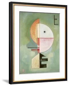 Upward by Wassily Kandinsky