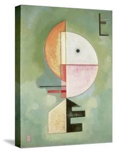 Upward by Wassily Kandinsky