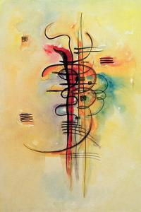 Watercolour No. 326, 1928 by Wassily Kandinsky