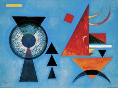 Weiches Hart by Wassily Kandinsky