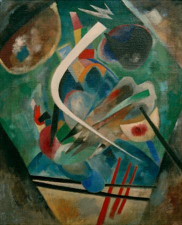 White Line, 1920 by Wassily Kandinsky