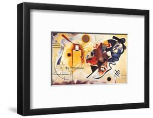 Yellow, Red and Blue, c.1925 by Wassily Kandinsky