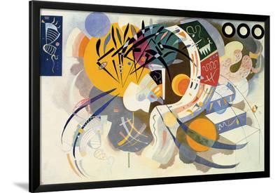 Wassily Kandinsky-Wassily Kandinsky-Framed Art Print