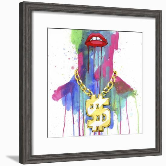 Wasted Youth-Ric Stultz-Framed Giclee Print
