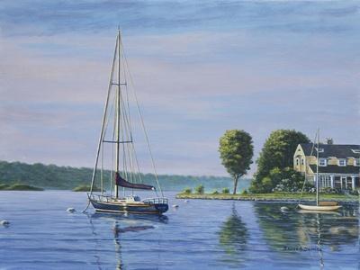 Watch Hill Harbor-Bruce Dumas-Giclee Print