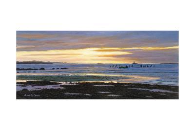 Watch Hill Low Tide-Bruce Dumas-Giclee Print