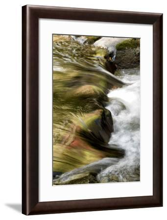 Water Abstract I-Danny Head-Framed Photographic Print
