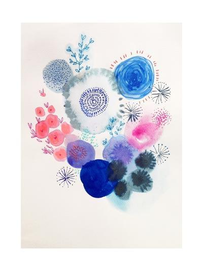 Water Bloom-Victoria Johnson-Art Print