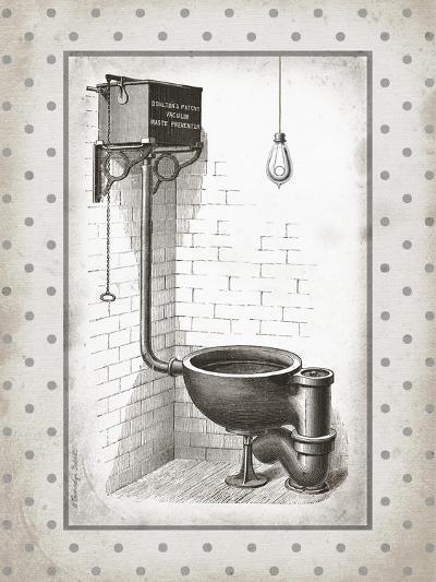 Water Closet I-Gwendolyn Babbitt-Art Print