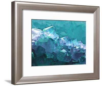 Water Crystals-Emanuela Carratoni-Framed Art Print