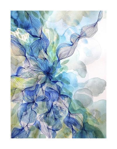 Water Flow-Helen Wells-Art Print
