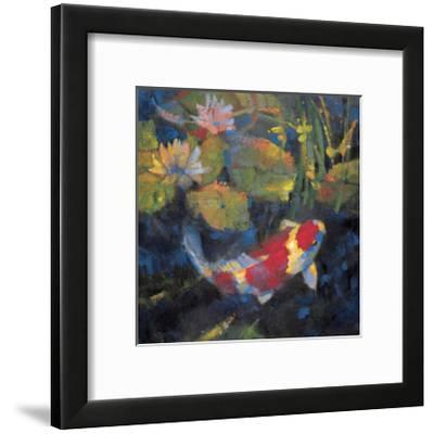 Water Garden I-Leif Ostlund-Framed Giclee Print
