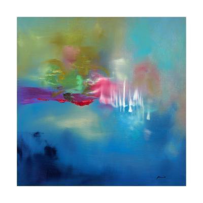 Water Garden-Sarah Parsons-Art Print